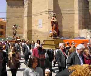 La familia parroquial de Villamediana de Iregua