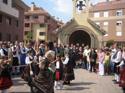 Crónica de las fiestas de Santa Eufemia 2009
