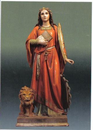 Santa Eufemia se instalará pronto en su ermita