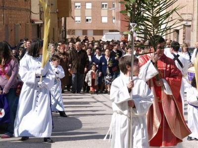 Pórtico de la Semana Santa